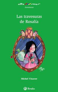 Libro LAS TRAVESURAS DE ROSALIA