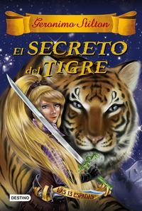 Libro LAS TRECE ESPADAS 3 :EL SECRETO DEL TIGRE