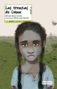 Libro LAS TRENZAS DE LA LUNA