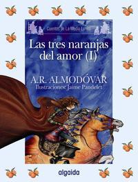 Libro LAS TRES NARANJAS DEL AMOR