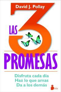 Libro LAS TRES PROMESAS