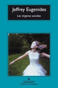 Libro LAS VIRGENES SUICIDAS
