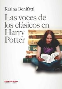 Libro LAS VOCES DE LOS CLASICOS EN HARRY POTTER