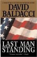 Libro LAST MAN STANDING