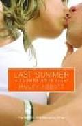 Libro LAST SUMMER : A SUMMER BOYS NOVEL