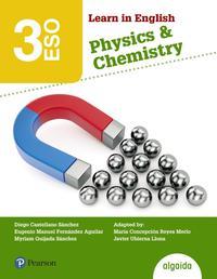 Libro LEARN IN ENGLISH PHYSICS & CHEMISTRY 3º ESO SEGUNDO CICLO ANDALUC IA / CEUTA / MELILLA