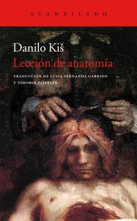 Libro LECCION DE ANATOMIA