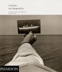 Libro LECCION DE FOTOGRAFIA