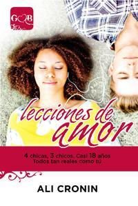 Libro LECCIONES DE AMOR