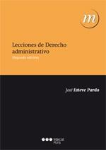 Libro LECCIONES DE DERECHO ADMINISTRATIVO