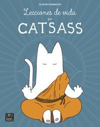 Libro LECCIONES DE VIDA POR CATSASS