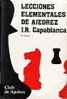 Libro LECCIONES ELEMENTALES DE AJEDREZ