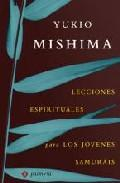 Libro LECCIONES ESPIRITUALES PARA JOVENES SAMURAIS