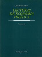 Libro LECTURAS DE ECONOMIA POLITICA. VOL II