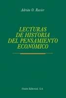 Libro LECTURAS DE HISTORIA DEL PENSAMIENTO ECONOMICO
