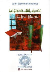 Libro LEGAMO DEL AMOR Y DE LOS LIBROS