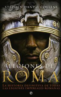 Libro LEGIONES DE ROMA