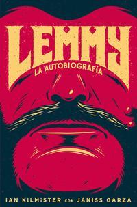 Libro LEMMY: LA AUTOBIOGRAFIA