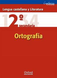 Libro LENGUA Y LITERATURA: ORTOGRAFIA
