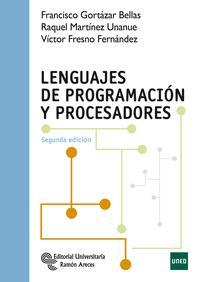 Libro LENGUAJES DE PROGRAMACION Y PROCESADORES