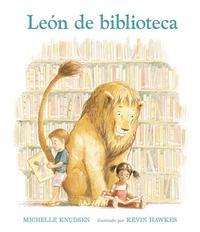 Libro LEON DE BIBLIOTECA