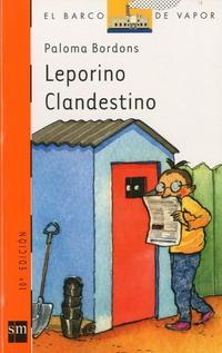 Libro LEPORINO CLANDESTINO