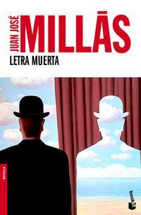 Libro LETRA MUERTA