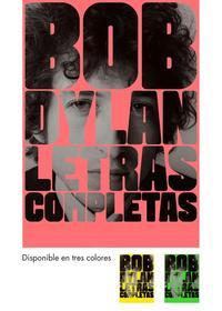 Libro LETRAS COMPLETAS