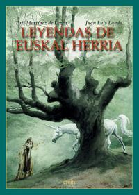 Libro LEYENDAS DE EUSKAL HERRIA