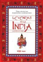 Libro LEYENDAS DE LA INDIA: LA EPOPEYA DE RAMA