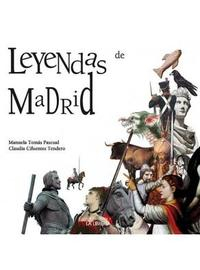 Libro LEYENDAS DE MADRID