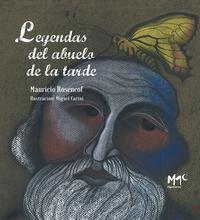 Libro LEYENDAS DEL ABUELO DE LA TARDE