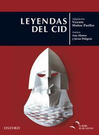 Libro LEYENDAS DEL CID