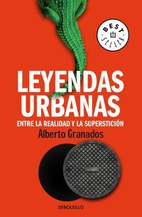 Libro LEYENDAS URBANAS
