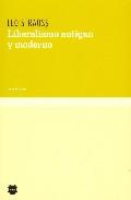 Libro LIBERALISMO ANTIGUO Y MODERNO