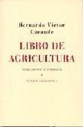 Libro LIBRO DE AGRICULTURA