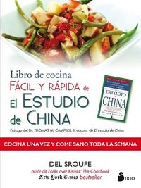 Libro LIBRO DE COCINA FACIL Y RAPIDA DE EL ESTUDIO DE CHINA