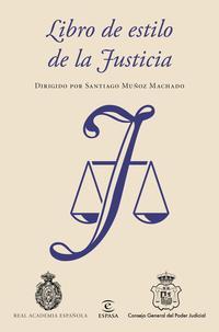 Libro LIBRO DE ESTILO DE LA JUSTICIA