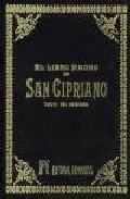 Libro LIBRO MAGNO DE SAN CIPRIANO