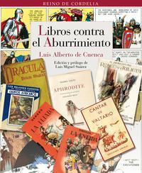 Libro LIBROS CONTRA EL ABURRIMIENTO