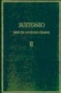 Libro LIBROS III Y IVVIDA DE LOS DOCE CESARES