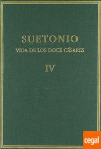Libro LIBROS V-VI: VIDA DE LOS DOCE CESARES