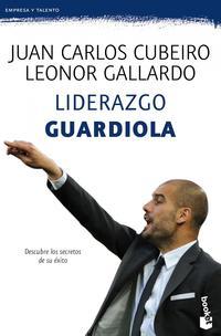 Libro LIDERAZGO GUARDIOLA