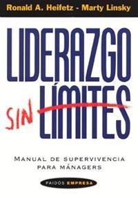 Libro LIDERAZGO SIN LIMITES. MANUAL DE SUPERVIVENCIA PARA MANAGERS