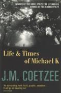 Libro LIFE AN TIMES OF MICHAEL K