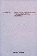 Libro LINGUISTICA ESTRUCTURAL Y COMUNICACION HUMANA