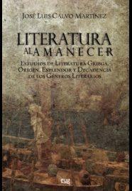 Libro LITERATURA AL AMANECER