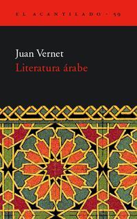 Libro LITERATURA ARABE