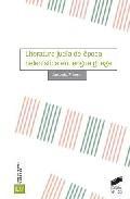 Libro LITERATURA JUDIA