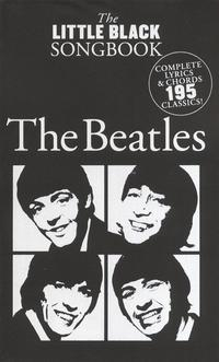Libro LITTLE BLACK SONGBOOK: THE BEATLES
